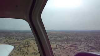 preview picture of video 'Life of a bush pilot in Sudan flying PAC 750'