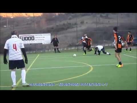 Preview video Video calcio a 5 Laurenzana-Silenziosi Potentini 4-7 Serie D girone B 6 giornata Laurenzana 13 dicembre 2014