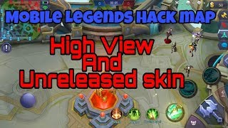Gambar cover Mobile Legends | Game Guardian No root + Hack high view + map hack