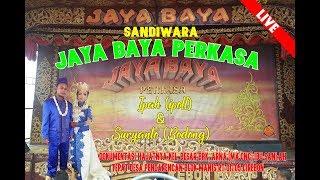 """Langsung """"SANDIWARA JAYA BAYA Perkasa"""" Di Ds Pengarengan-Cirebon Siang"""