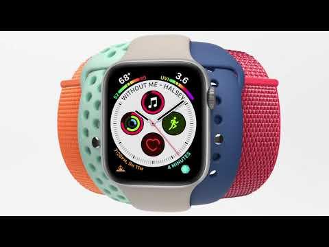 Apple Watch Series 5. Таких часов вы еще не видели.