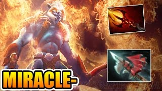 Miracle- Dota 2 - My Team Is So Good