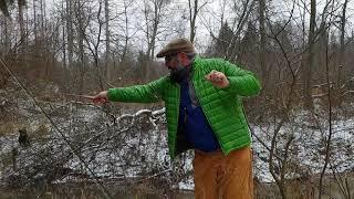 Удилище нахлыстовое tom lakefield dueler fly