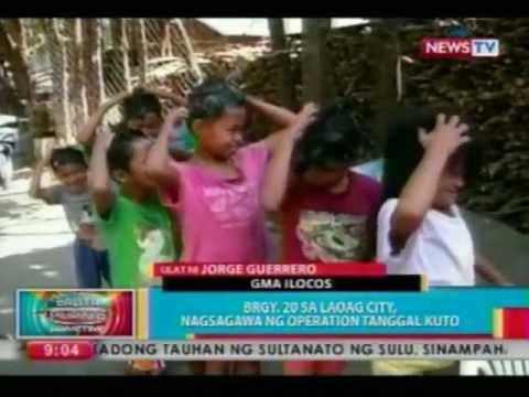 Ang dagdag na bigat ng mga bulate