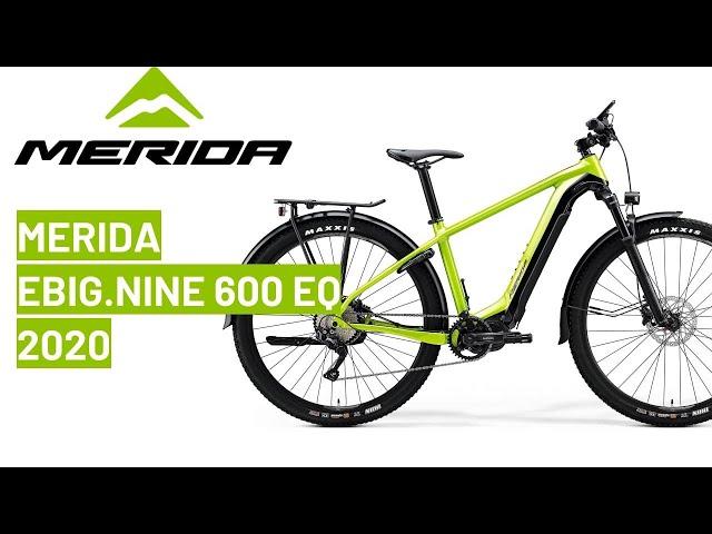 Видео Велосипед Merida eONE-SIXTY 5000 glossy race red/matt blk
