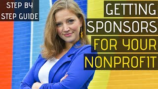 Nonprofit Fundraising Ideas: How to get Corporate Sponsorships