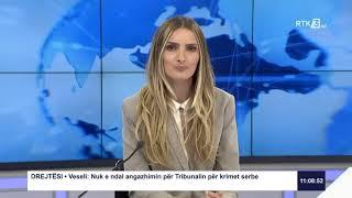 RTK3 Lajmet e orës 11:00 27.05.2020