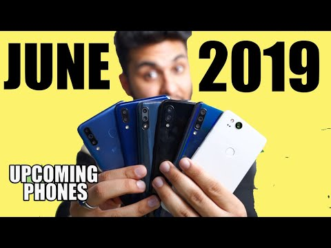 SPECIAL & IMPORTANT PHONES ARE COMING: JUNE 2019!