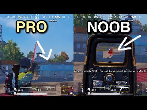 Download How To Become A Pro Player In Pubg Mobile Pro Player Vs No