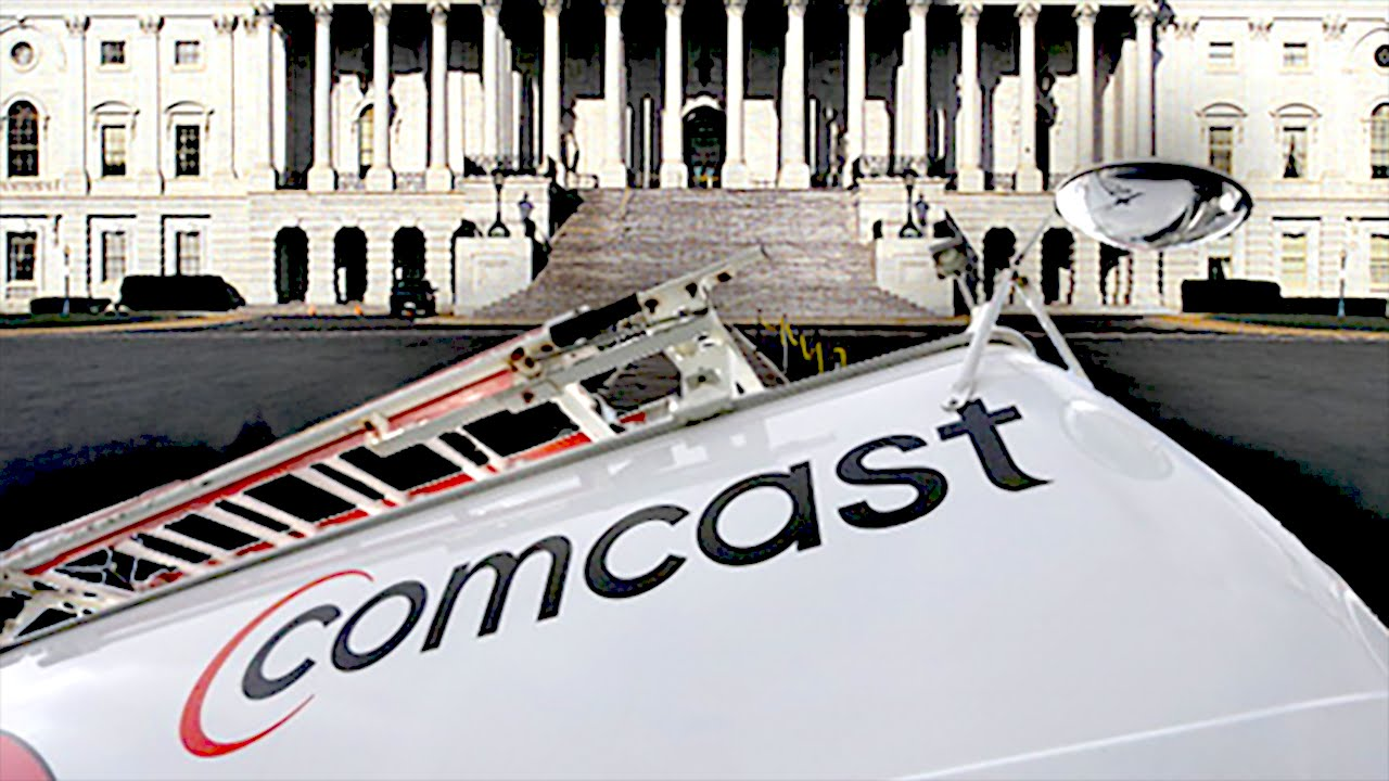 Comcast Gives Lawmakers Something Customers NEVER Get thumbnail
