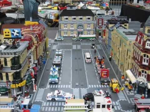 Lego Ausstellung 2011 - Bricking Bavaria auf der Spielwiesn