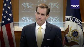 """В Госдепе пояснили, почему США не предъявили доказательств """"вмешательства России в выборы"""""""