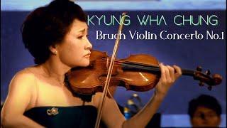 Kyung Wha Chung plays Bruch violin concerto No.1 (2015)