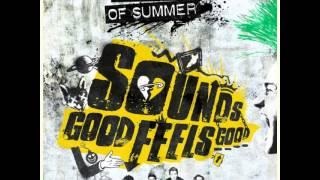 5 seconds of summer - Broken pieces