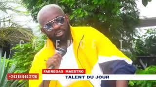 """FABREGAS FACE A UN GRAND JOURNALISTE DE LA RDC JEANCY LUWONDA DÉCORTIQUE """"L' ALBUM CIBLE"""""""