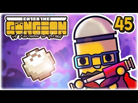 Infinite Meatbun Exploit | Part 45 | Let's Play: Enter the Gungeon: Farewell to Arms | PC Gameplay