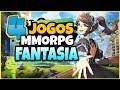 Mmorpg De Fantasia Para Voc Jogar No Seu Celular: Andro