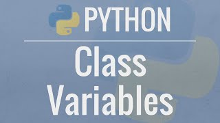 Python OOP Tutorial 2: Class Variables