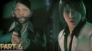 Yakuza Kiwami 2 PS4 Gameplay Walkthrough Part 6 - CHAPTER 6 🔥