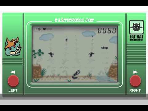 Video of Earthworm Joe