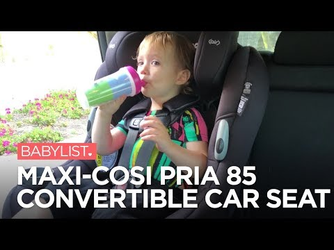 Maxi-Cosi Pria 85 & 85 MAX Convertible Car Seat Reviews
