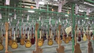 Gibson : des guitares de légende