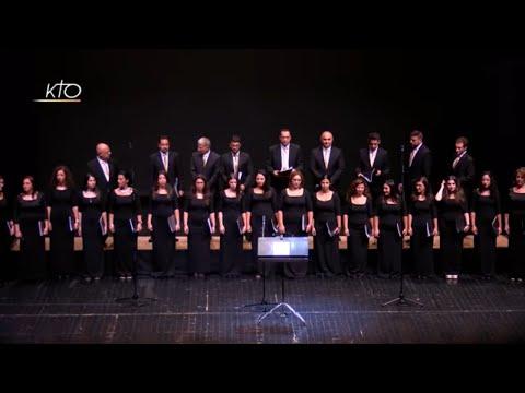 La chorale d'Alep : les voix de la reconstruction