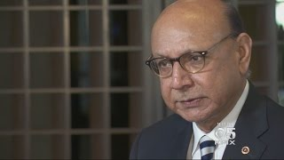 Gold Star Father Khizr Khan Makes Bay Area Appearance