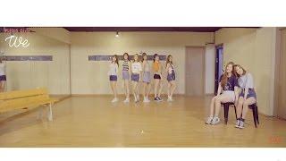 [Practice Video] PLEDIS Girlz - WE