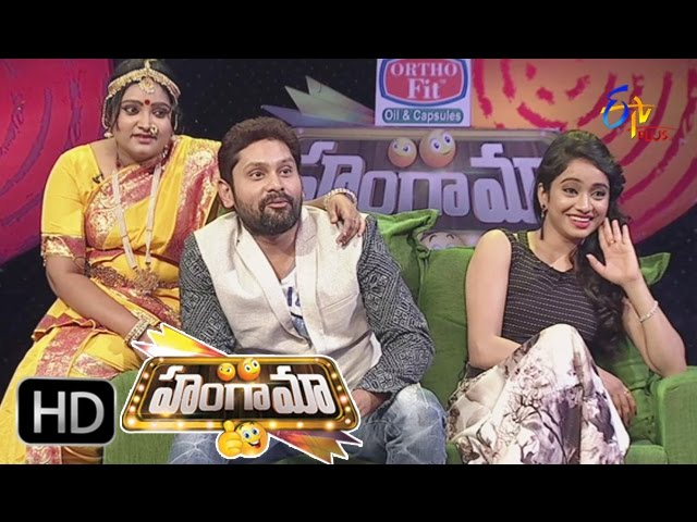 Hungama Comedy Show – 23rd May 2017 – Episode 28 | ETV Plus
