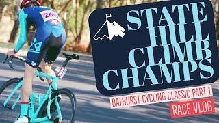 RACE VLOG | BATHURST CYCLING CLASSIC PART 1
