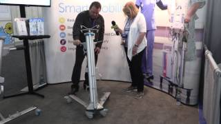 View the video IVEA - The innovative replacement for the IV pole - NTI