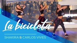 La Bicicleta - Shakira & Carlos Vives - Easy Fitness Dance Choreography by Saskia's Dansschool