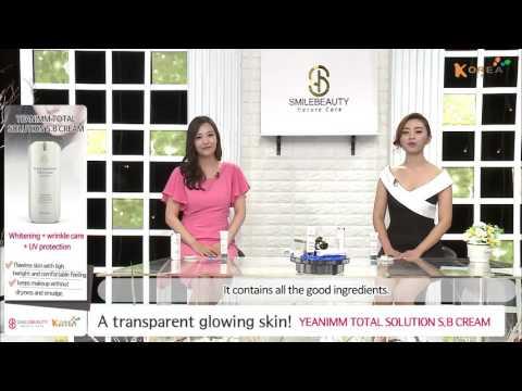 Yeanimm Total Solution Cream (SPF50+,PA+++)