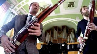 G.Rossini- Barber of seville - Mateusz Nowicki and Arek Adamczyk- Bassoons