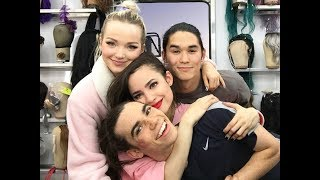 Disney Descendants 3 Cast videos 2019