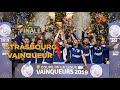 Le RC Strasbourg Alsace Remporte La 3ème Coupe De La Ligue BKT De Son Histoire / Finale 2019