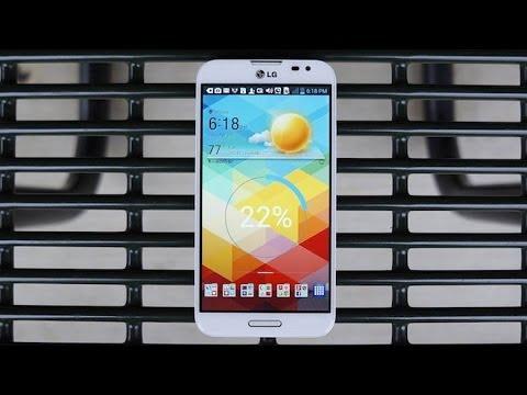 LG G Pro 2 MWC Hands on - TechVooz