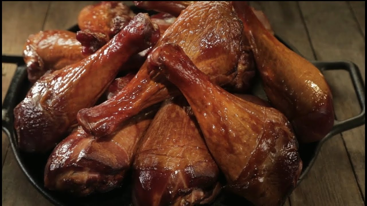 Smoked Turkey Ham - Steven Raichlen's Project Smoke