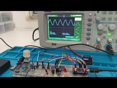 VFO e BFO com Si5351A e Arduino - Calibração do Si5351