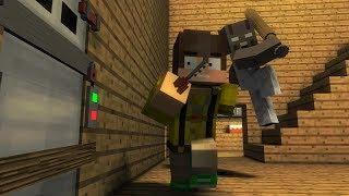 Granny Horror Game! Day2 (Minecraft Animation)