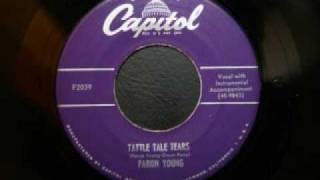 Faron Young - Tattle tale tears
