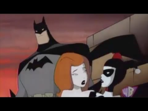 Batman & Static Shock vs Harley Quinn & Poison Ivy