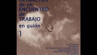 EXTRACTOS DE UN ENCUENTRO DE TRABAJO en guión - episodio 1