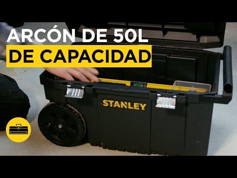 Maletín de herramientas – Arcón 50L de STANLEY FATMAX