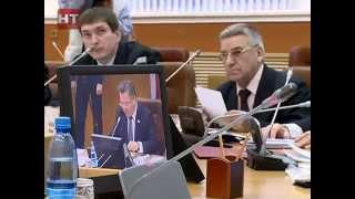 Сегодня состоялось первое в новом году заседание думы Великого Новгорода