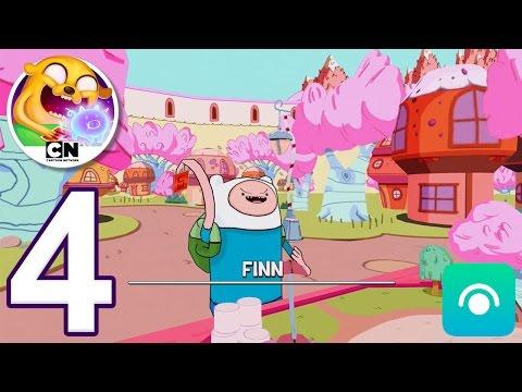 Download Card Wars Kingdom - Gameplay Walkthrough Part 4 - Bubblegum Battle: 1-3 (iOS, Android) HD Mp4 3GP Video and MP3