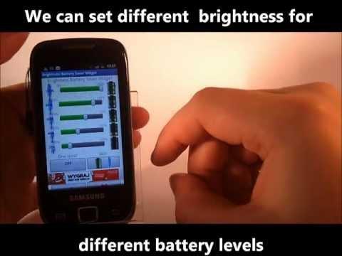 Video of A Battery Widget Shield