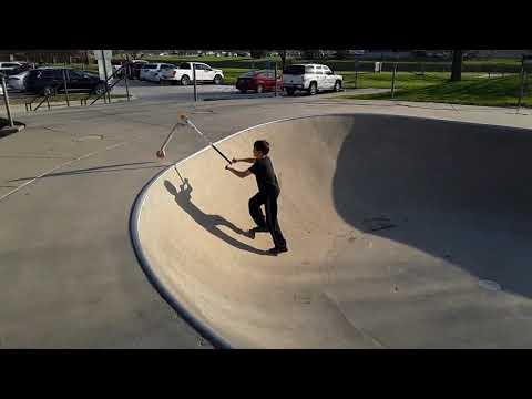 Roberts skatepark, Omaha, Nebraska