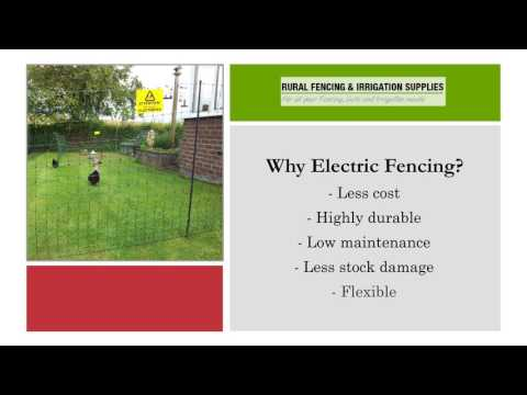 Rural Fencing & Irrigation Supplies